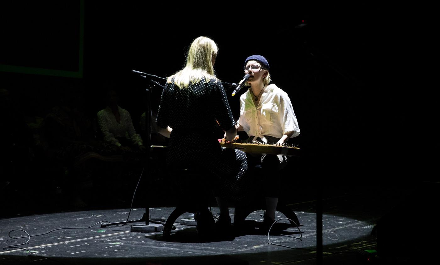 Duo Ruut aus Estland. Foto: Jennifer Kauka