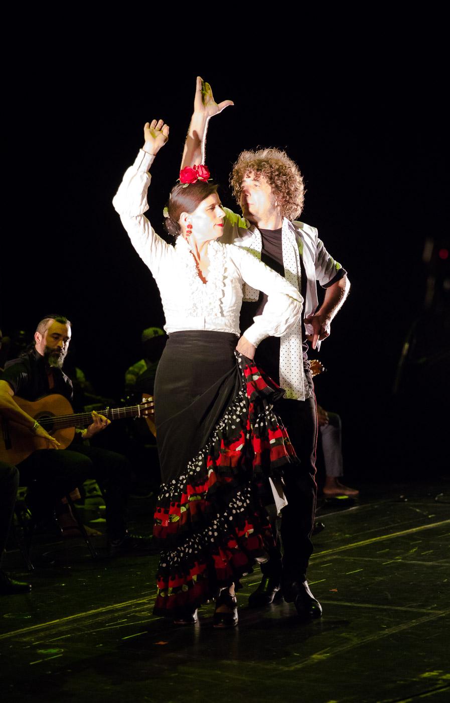 Laura La Risa y Compañía aus Spanien. Foto: Jennifer Kauka