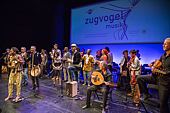 Flyer Zugvogelmusik in Emden