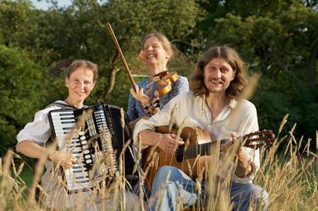 """Trio """"DreyBartlang"""""""