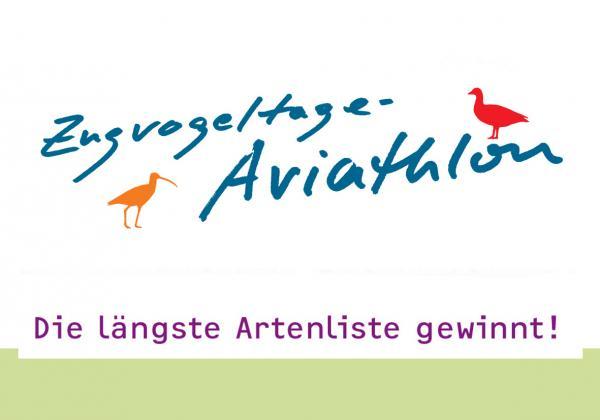 Zugvogeltage-Aviathlon