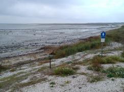 Bild zeigt Strand am Flinthörn