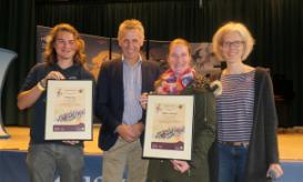 Wangerooge und Fedderwardersiel gewannen den diesjährigen Aviathlon. Foto: NLPV